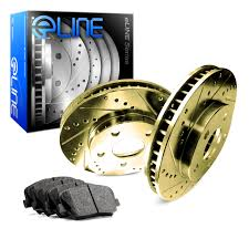 dodge ram 1500 brake pads front gold drilled slotted brake rotors ceramic brake pads dodge