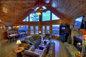 elk horn lodge 3 bedroom cabin for rent blue ridge