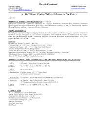 Resume For Welder Job by 100 Ndt Resume 10 Biodata Format Word Postal Carrier