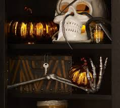 Pottery Barn Halloween Decorations Skeleton Hand Pottery Barn