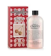 philosophy a cherry gel 16 ounce