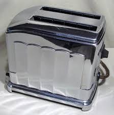 Toastmaster Toaster Original Vintage 2 Slice Toastmaster Model 1b5 Toaster
