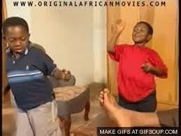 Dancing African Child Meme - football forum gif find download on gifer