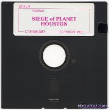 siege ibm siege of planet houston cover media 5 25 disk