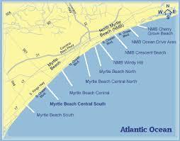 south carolina beaches map sc grand strand guide to myrtle south carolina grand strand