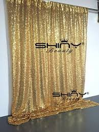 Gold Foil Curtain by 3 U0027x8 Ft Gold Party Curtain Metallic Fringe Foil Tinsel Room