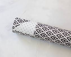 sided wrapping paper arrow wrapping paper etsy