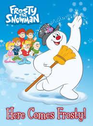 frosty frosty snowman random house