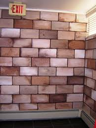 Block Wall Ideas by How To Build A Cinder Block Wall Ideas Cadel Michele Home Ideas