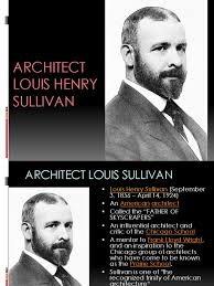 Louis Sullivan by Download Triptico Acerca De Louis Sullivan Docshare Tips