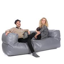 buy faux leather bean bags greatbeanbags
