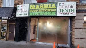 island soup kitchen in the media masbia of