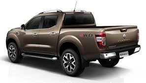 renault alaska visual face off who wore it better the x class or the alaskan