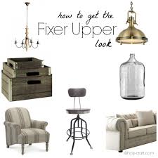 how to get the fixer upper look without being on the show rachel
