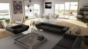 Beautiful Room Layout Mesmerizing Hardwood Laminate Flooring Covering Apartment With
