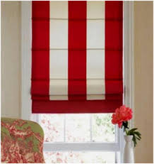 Red Roman Shades Amjolce Finefur Interior Ready To Buy Products Product U003e Window
