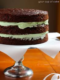 cake how to andes mint cake