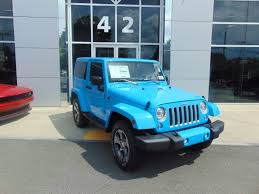 blue jeep 2 door 2017 jeep wrangler sport big bear edition in bright white