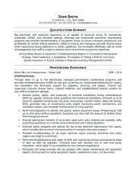 Carpenters Resume Examples Of Electrician Resumes Resume Example And Free Resume Maker