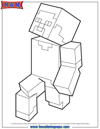 free printable minecraft coloring pages u0026 coloring pages