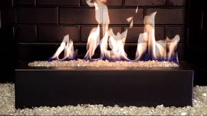 interior fireplaces with glass rocks inside charming gas logs