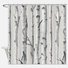 Curtains With Trees On Them Tree Shower Curtains Cafepress