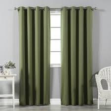 Blackout Curtains Windows Blackout Curtains You Ll Wayfair