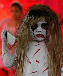 Halloween Costumes Girls Scary 25 Scary Costumes Kids Ideas Clown