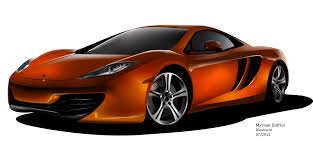 cool orange cars vectorial car training by mimilechampi on deviantart