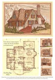 Storybook Homes Floor Plans 1873 Print House Home Architectural Design Floor Plans Victorian