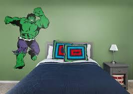 life size classic incredible hulk fathead wall decal shop the classic incredible hulk fathead wall decal