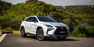 lexus 2017 sports car 2017 lexus rx450h f sport review caradvice