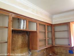 cabidor classic storage cabinet space between kitchen cabinets and ceiling white wood spray paint