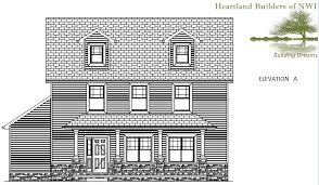 Heartland Homes Floor Plans by Heartland Builders
