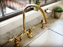 Antique Brass Kitchen Faucet Vintage Brass Kitchen Faucet New Home Design Why Absolutely