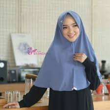 model jilbab model jilbab syari modern dan terbaru syandana