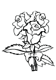 coloring pages with roses rose coloring page coloring page rose coloring page rose free