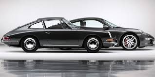 a look at the iconic design of the porsche 311