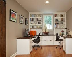 Two Person Home Office Desk Best Home Office Designs For Two Ideas Abou 4714