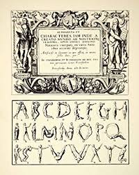 buy 1952 offset lithograph ornamental decorative title page