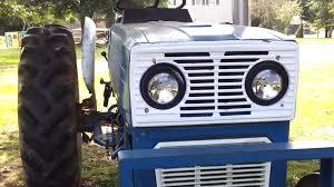 360 long diesel tractor youtube