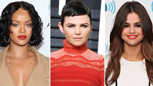 hair style of a egg shape face find the perfect cut for your face shape instyle com
