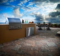 Average Cost Of Flagstone by How Much Does An Outdoor Kitchen Cost Angie U0027s List