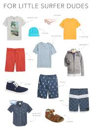 Wardrobe Clothing So I Put Together A Summertime Capsule Wardrobe For Kids The