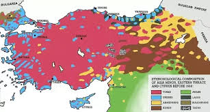 Present Day Ottoman Empire The Country Of Turkey Was Once A Christian Nation During The Early