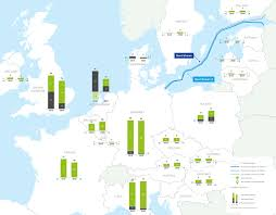 Current Map Of Europe Nord Stream 2 Rationale