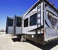 america choice rv featuring cyclone 3611js at