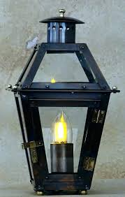 outdoor natural gas light mantles gas l post conversion kit retrofit gas post light conversion kit