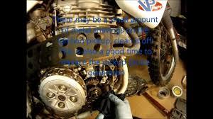 honda xr650l clutch replacement youtube