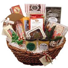 sausage and cheese gift baskets great sausage and cheese food gift summer sausage cheddar cheese